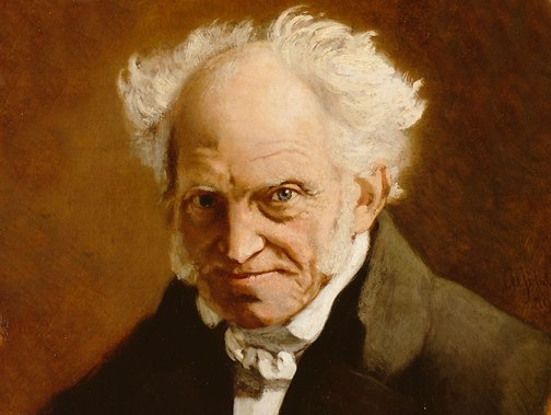 Arthur Schopenhauer, 1859, by Angilbert Göbel