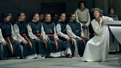 Members of the Bayreuth Choir