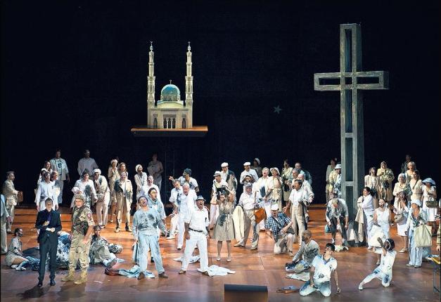 ZH Otello Foto NZZ Adrian Baer