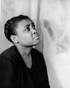 Ruby Elzy as Serena in the original Broadway production in 1935
