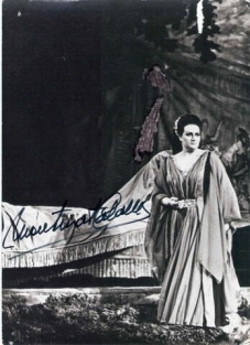 Norma at La Scala. @Davide Stecanella
