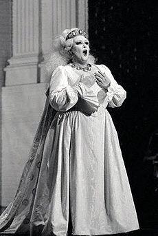 at Aix en Provence Festival in 1980 : Sémiramide from Rossini. @https://www.flickr.com/photos/germanuncut77/152573365/